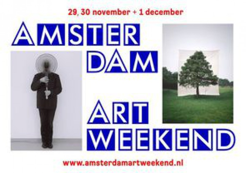 Amsterdam Art Weekend 2013