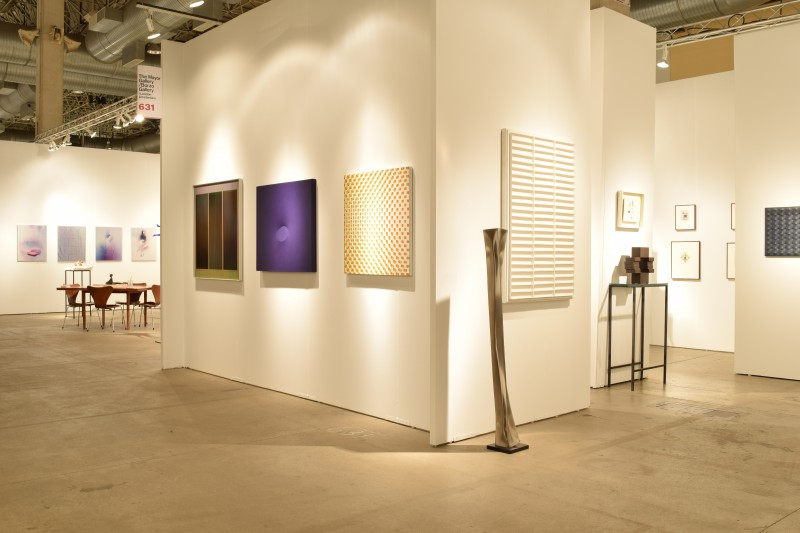 Borzo Gallery at Expo Chicago 2016