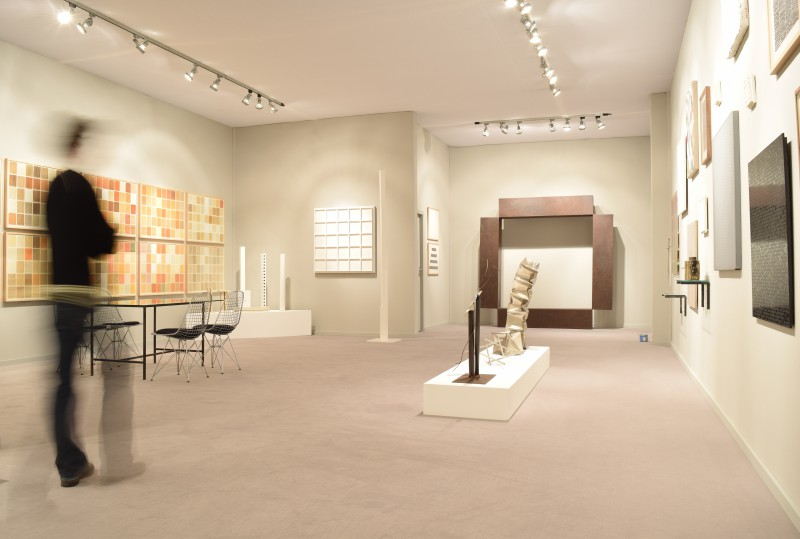 BorzoGallery at Tefaf