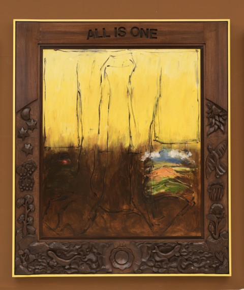 All is one van Hans van Hoek
