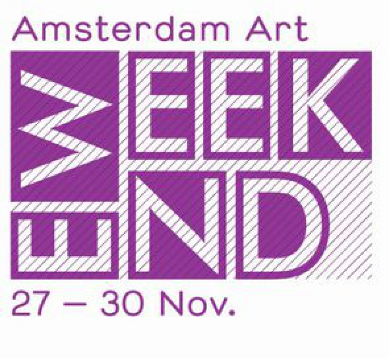 Amsterdam Art Weekend 2014