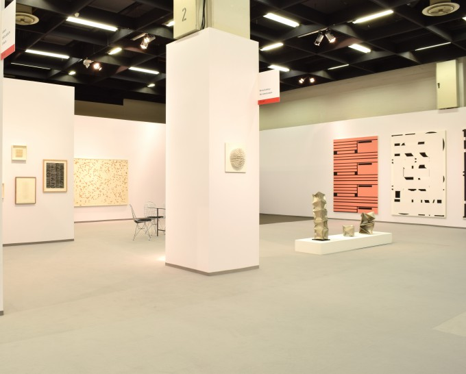 Read more about the exhibition of Art Cologne 2017 at Borzo Art Gallery in Amsterdam