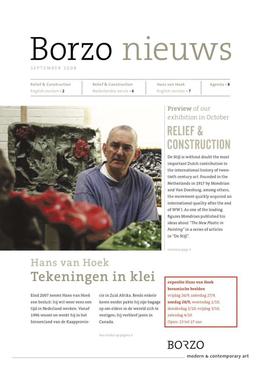 Borzo Publication | Newsletter 6