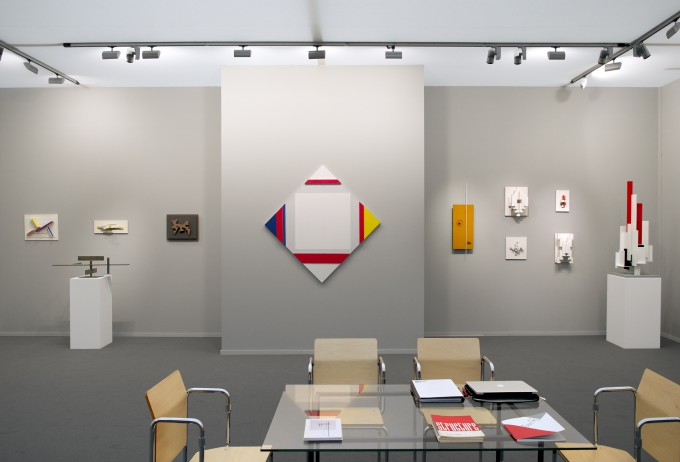 Read more about the exhibition of Frieze Masters 2017 at Borzo Art Gallery in Amsterdam