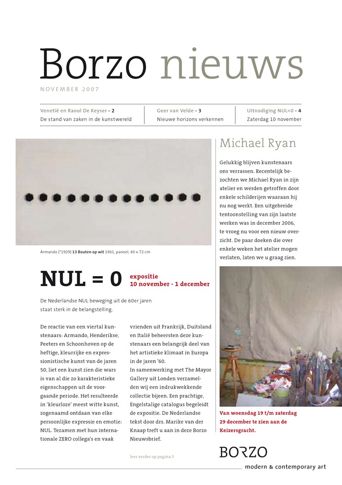 Lees het artikel over Borzo Publication | Newsletter 2