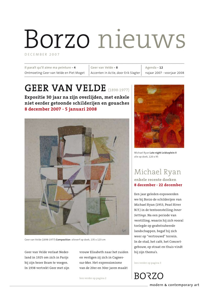 Lees het artikel over Borzo Publication | Newsletter 3