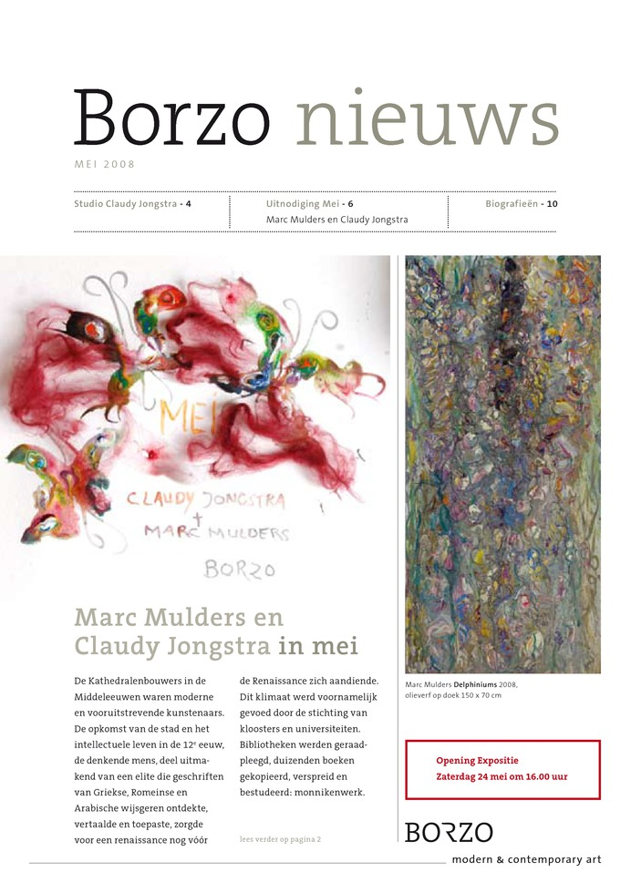 Lees het artikel over Borzo Publication | Newsletter 5