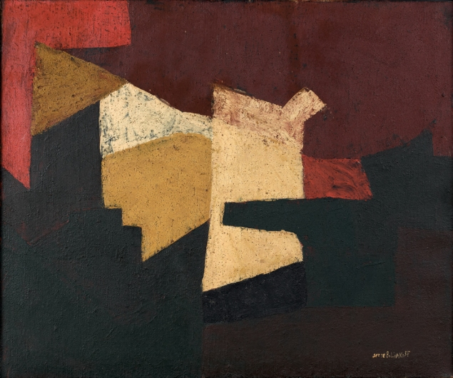 Serge_Poliakoff_1953_Composition_canvas_51x65cm