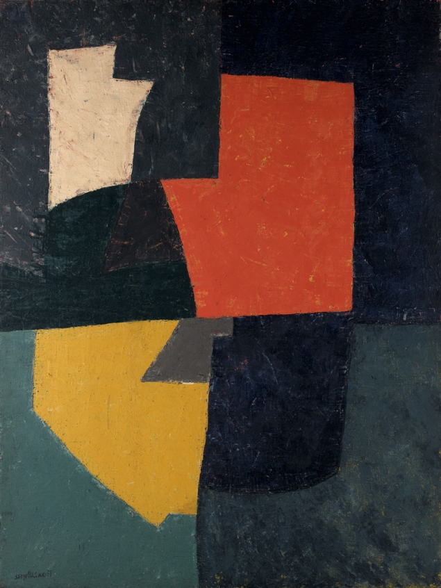 Serge_Poliakoff_Composition_1952_canvas_128x87.5cm